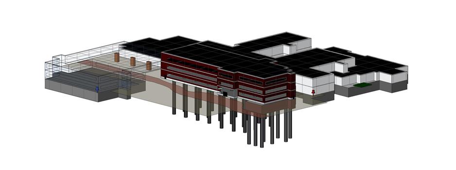 computer model design 5D BIM