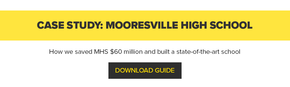 Case Study: Mooresville High School