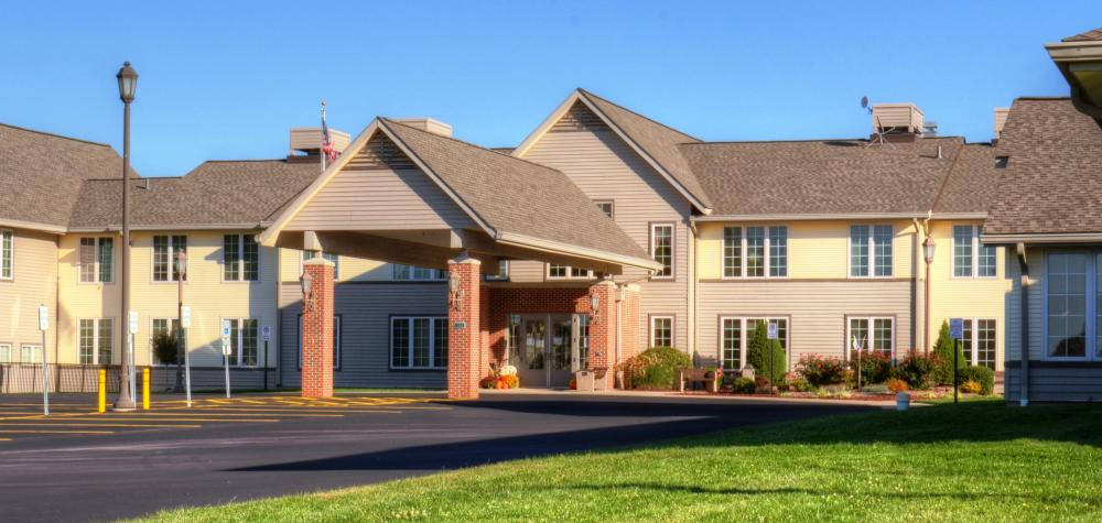 Nursing Home Architecture Design The