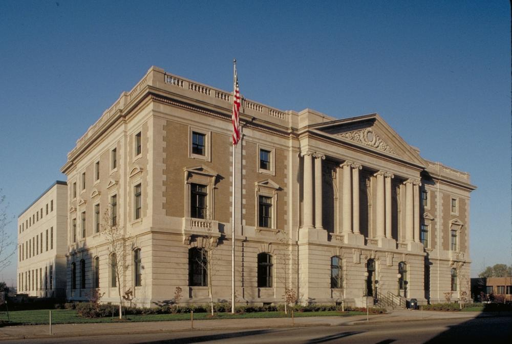 Federal Courthouse in East St. Louis, IL