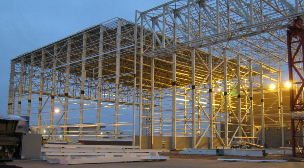 Your distribution facility and warehouse builders must be