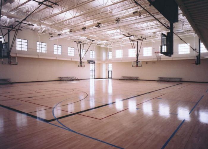 Gym construction