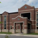 Troop and Family Medical Clinic construction - Fayetteville, North Carolina
