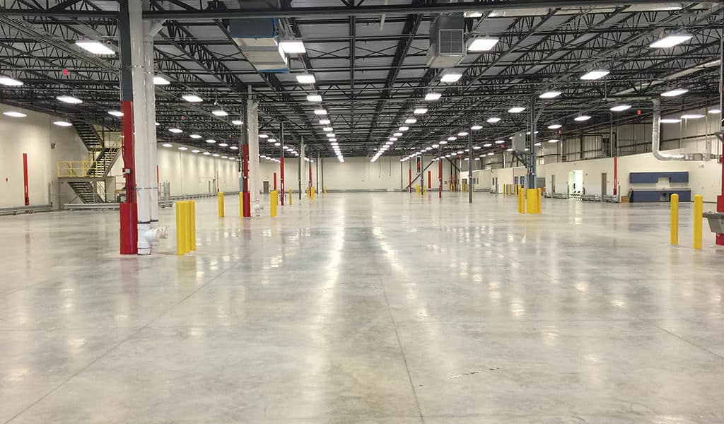 A Guide To Warehouse Construction Costs The Korte Company