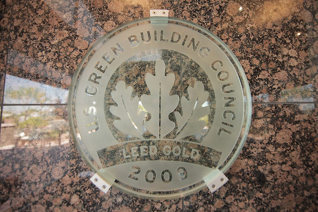 Green Building Council LEED 2009