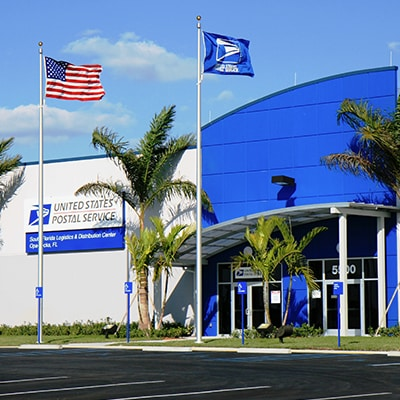 USPS Processing & Distribution Center Expansion – Miami, FL