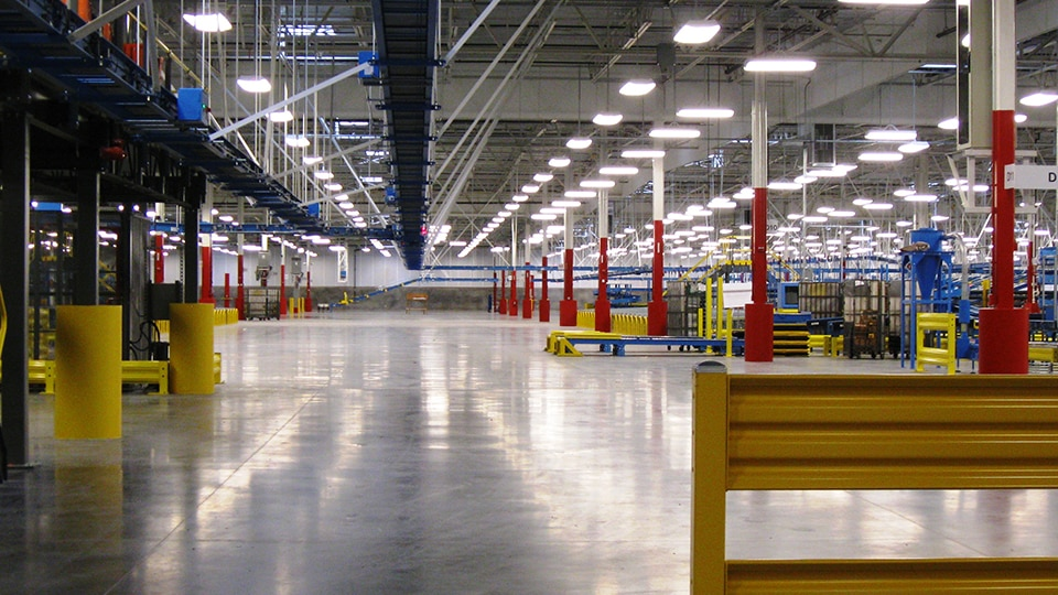Understanding the different types of warehouses you can