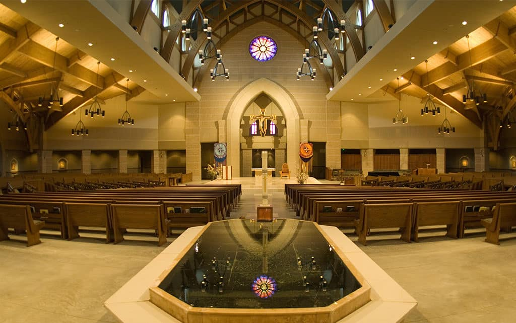 Church Design and Construction | The Korte Company