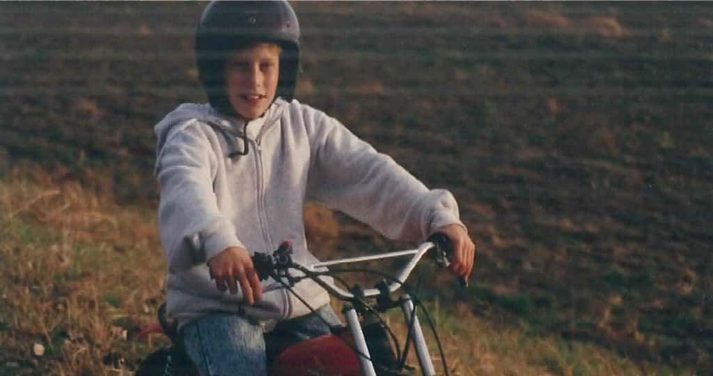 Young Josh Seidel.
