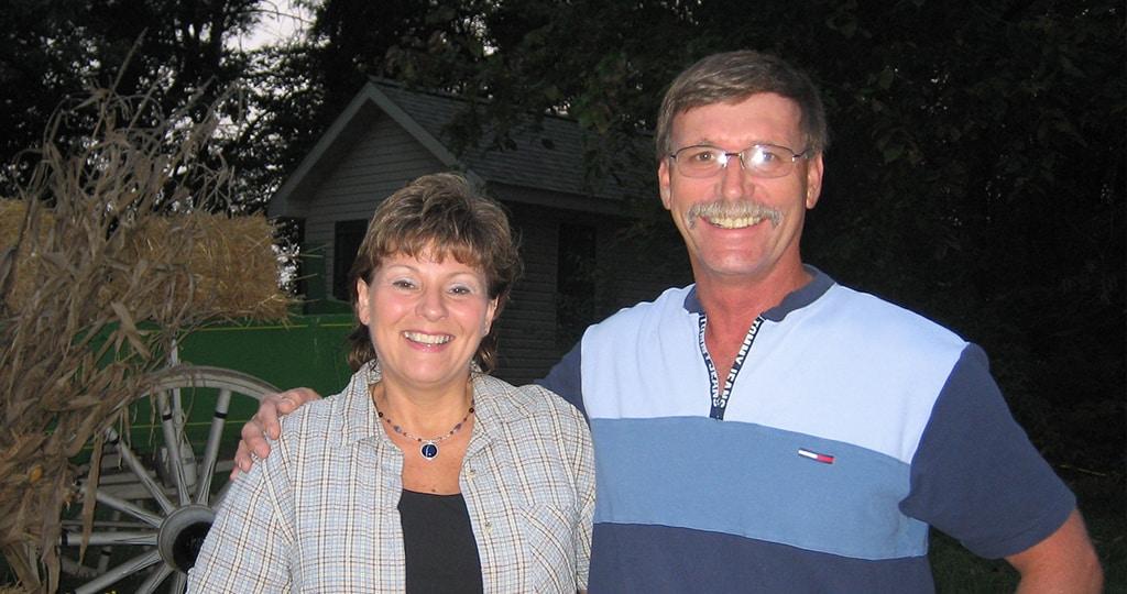 Rich and Deborah