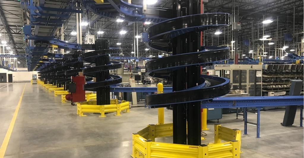 USPS Processing & Distribution Center