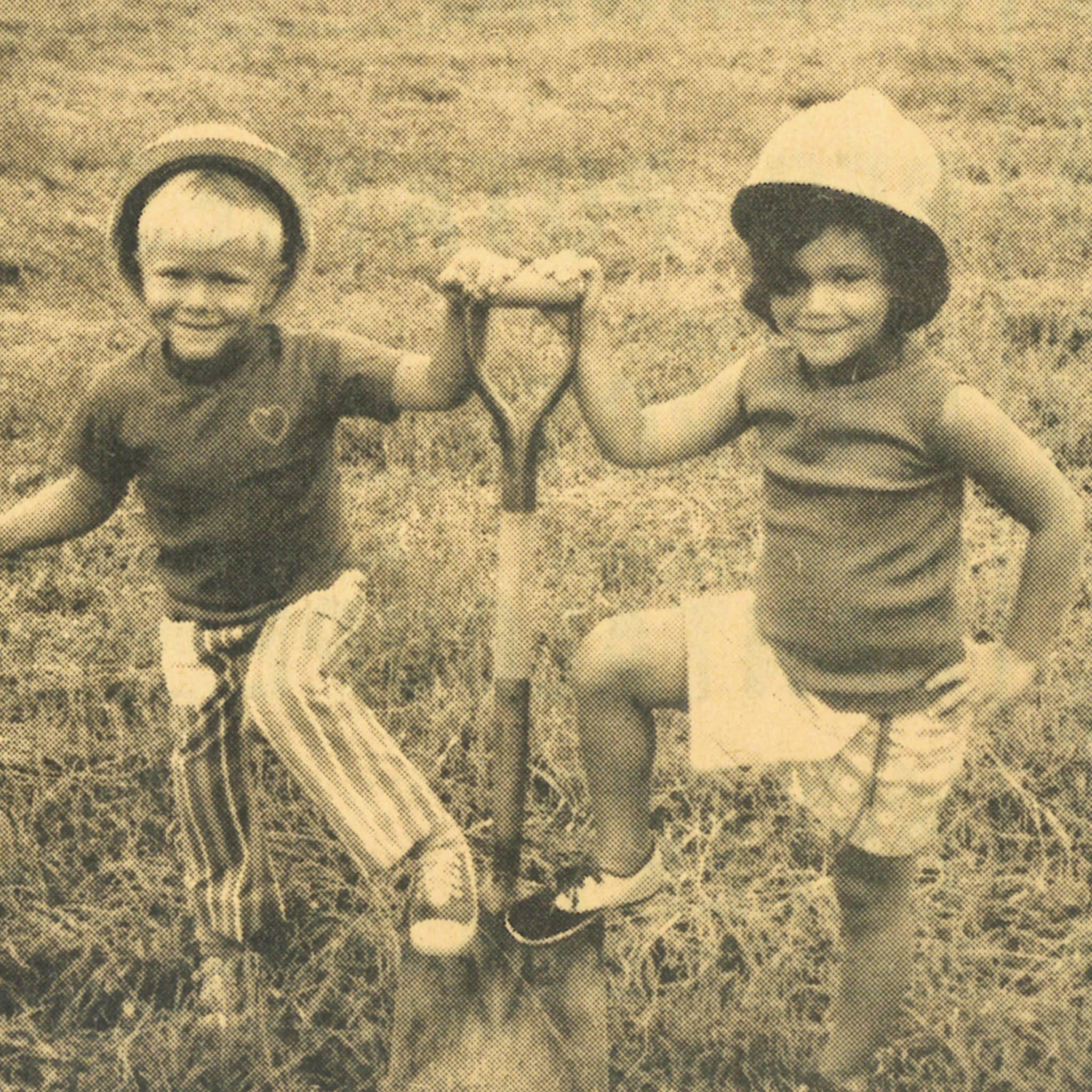 Tody Korte and Judy Glik, 1972